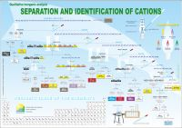Qualitative inorganic analysis: Separation and identification of cations