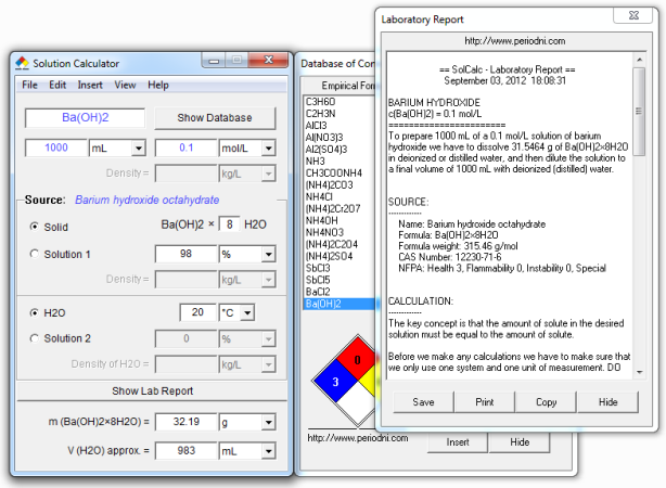 Solcalc help introduction solution calculator urtaz Images