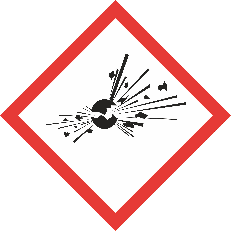 GHS01 - Exploding bomb