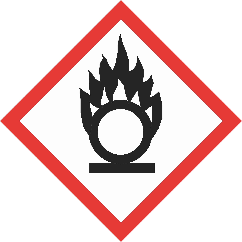 GHS03 - Plamen iznad prstena